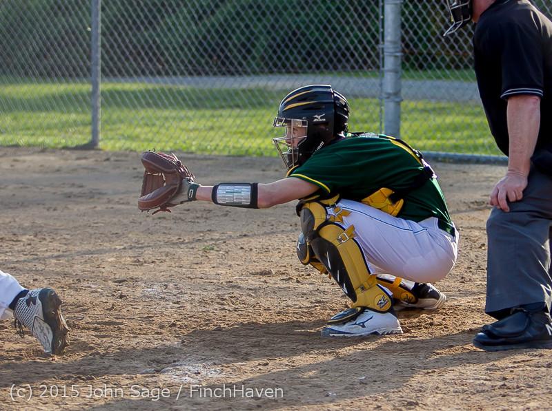 3920 Baseball v Belle-Chr 040215