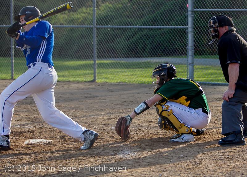 3922 Baseball v Belle-Chr 040215