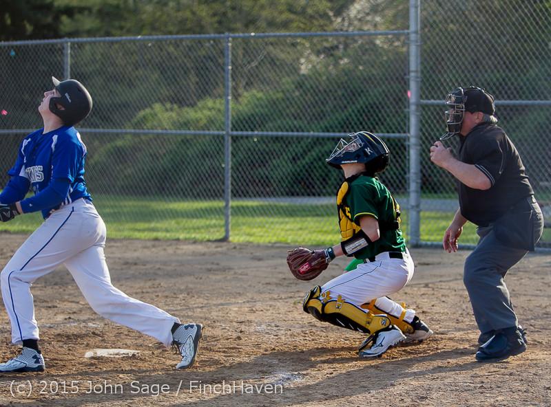 3932 Baseball v Belle-Chr 040215