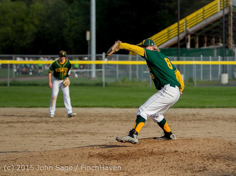 3941 Baseball v Belle-Chr 040215