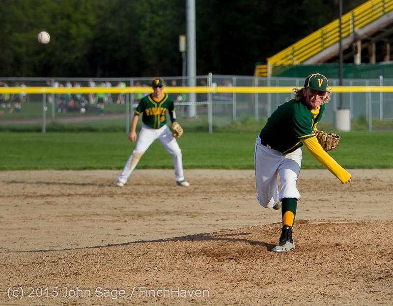 3946 Baseball v Belle-Chr 040215