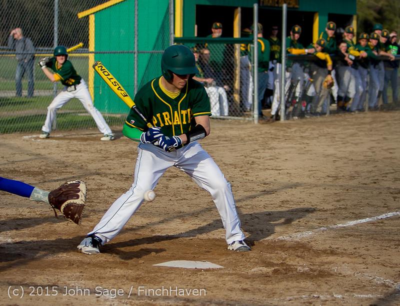 3981 Baseball v Belle-Chr 040215