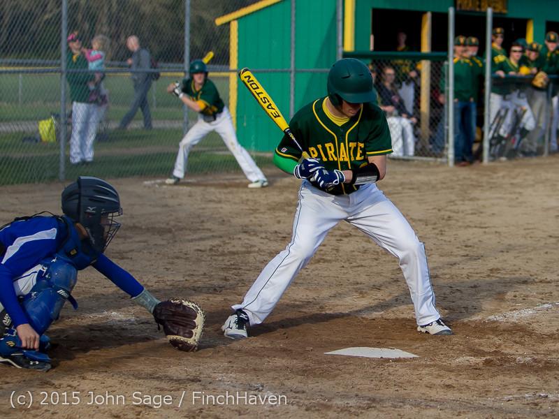 3992 Baseball v Belle-Chr 040215