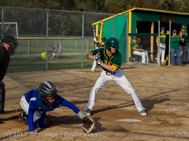 4034 Baseball v Belle-Chr 040215