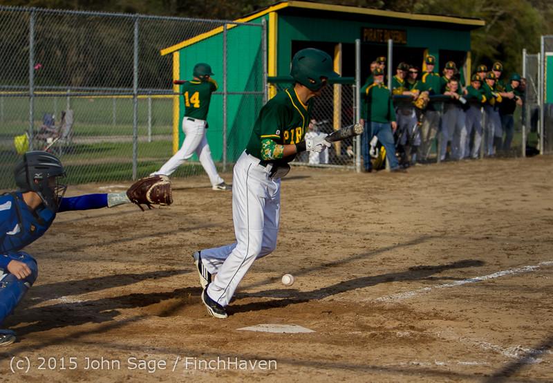 4062 Baseball v Belle-Chr 040215