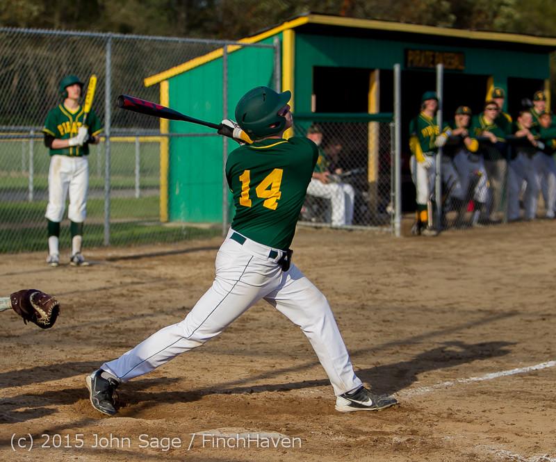 4107 Baseball v Belle-Chr 040215