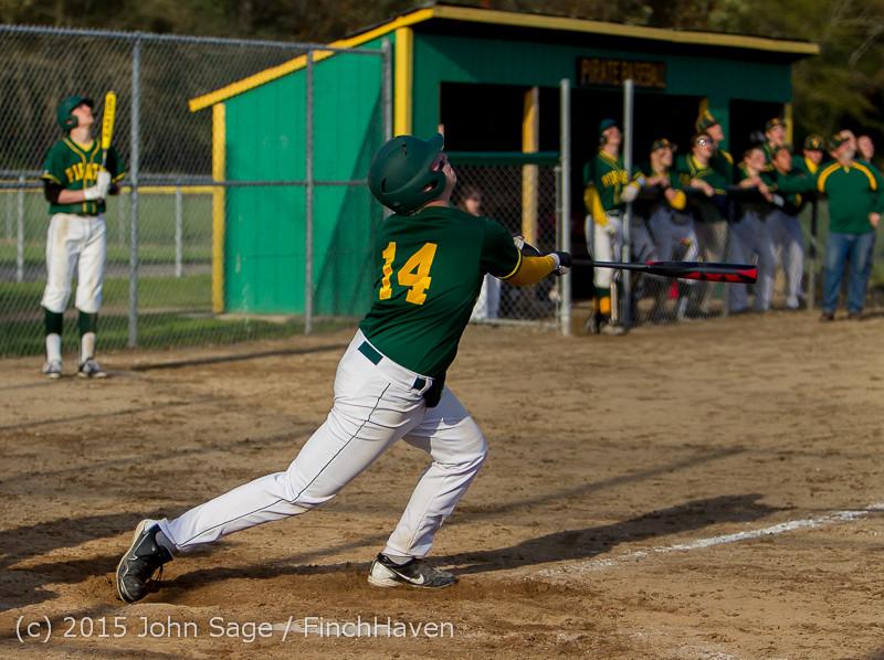 4110 Baseball v Belle-Chr 040215