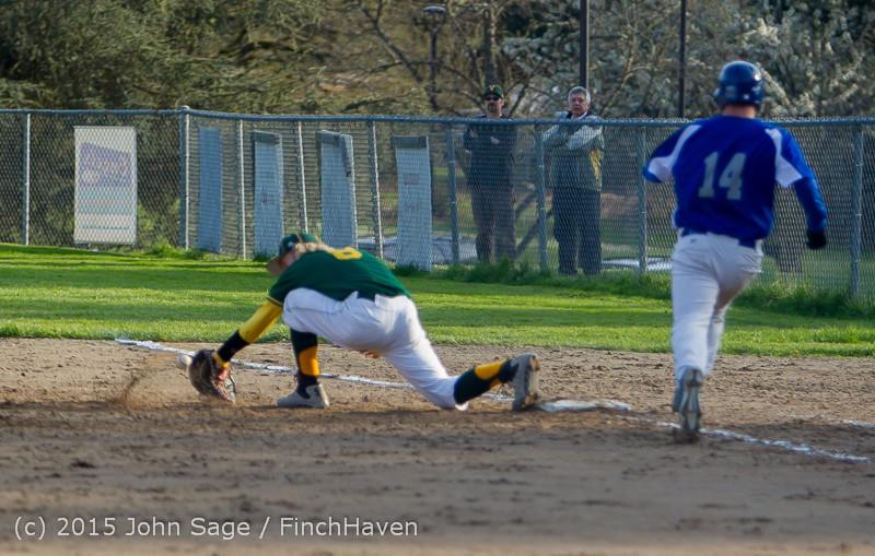 4280 Baseball v Belle-Chr 040215