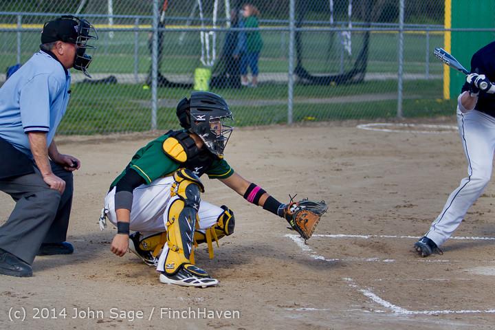 19943 Baseball v Cedar Park 041114