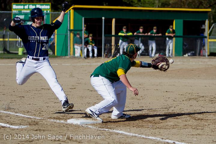 19992 Baseball v Cedar Park 041114