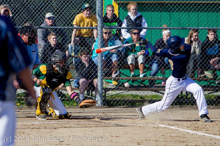 20016 Baseball v Cedar Park 041114