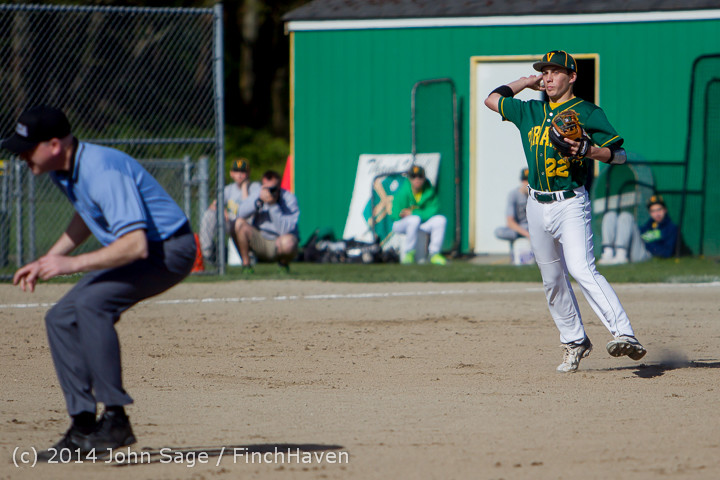 20058 Baseball v Cedar Park 041114