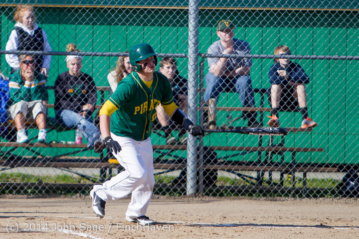 20107 Baseball v Cedar Park 041114