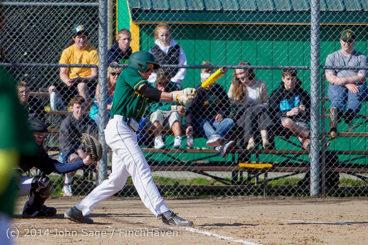 20142 Baseball v Cedar Park 041114