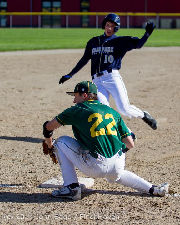 20192 Baseball v Cedar Park 041114