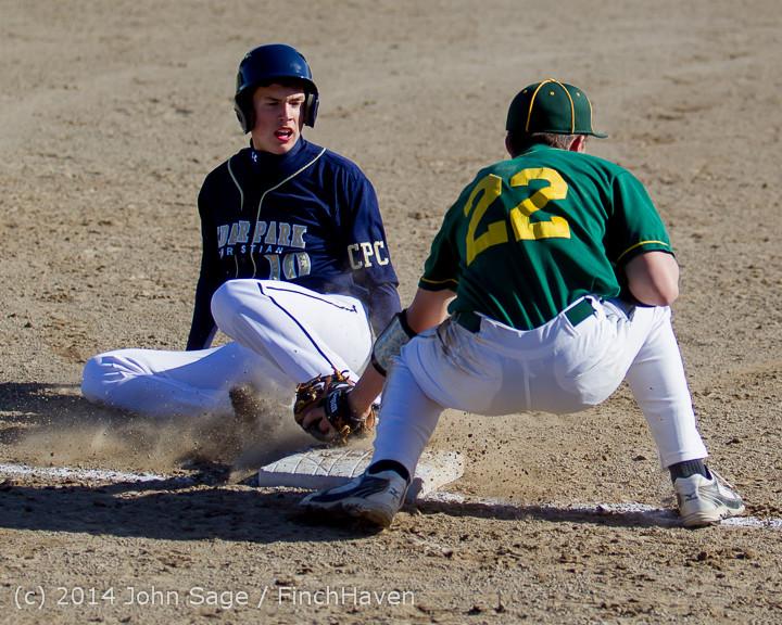 20197 Baseball v Cedar Park 041114