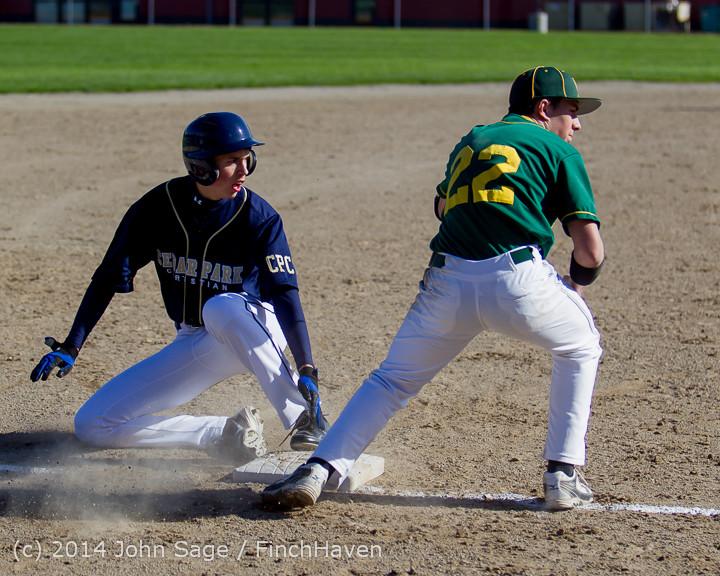 20200 Baseball v Cedar Park 041114