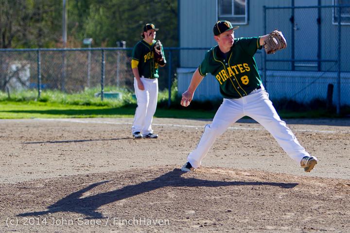 20205 Baseball v Cedar Park 041114