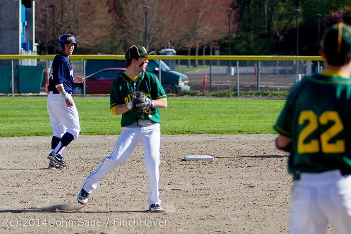 20215 Baseball v Cedar Park 041114