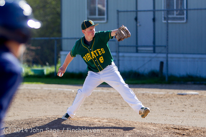 20246 Baseball v Cedar Park 041114