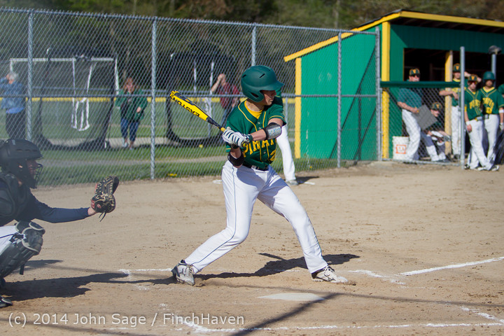 20270 Baseball v Cedar Park 041114