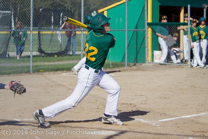 20274 Baseball v Cedar Park 041114