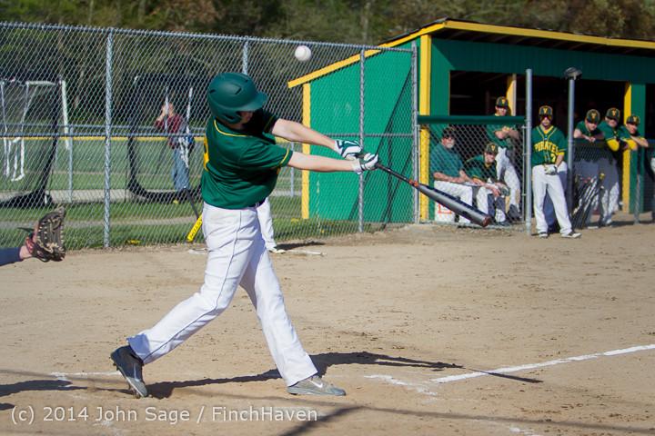 20306 Baseball v Cedar Park 041114