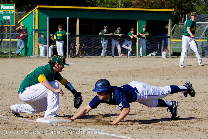20364 Baseball v Cedar Park 041114