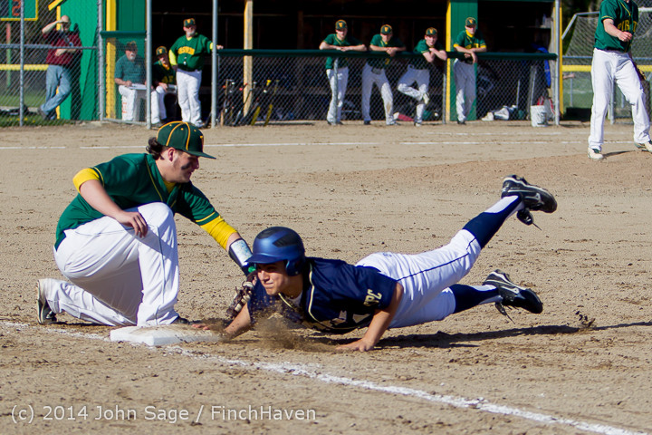 20365 Baseball v Cedar Park 041114