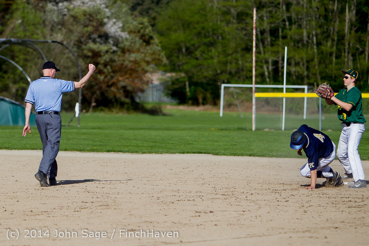 20409 Baseball v Cedar Park 041114
