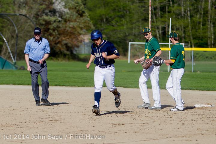20421 Baseball v Cedar Park 041114