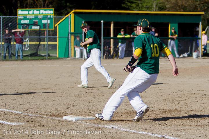 20501 Baseball v Cedar Park 041114