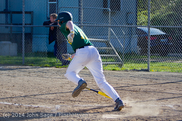 20601 Baseball v Cedar Park 041114