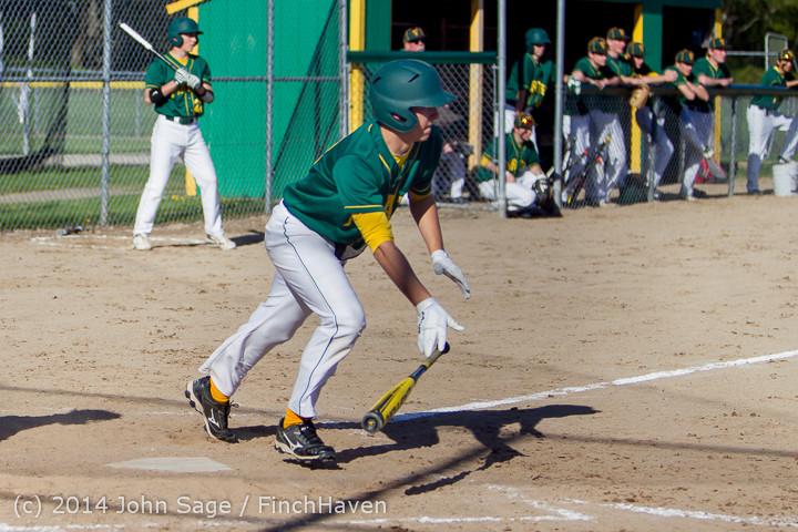 20618 Baseball v Cedar Park 041114