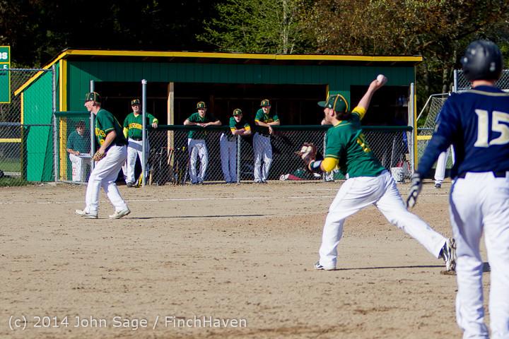 20705 Baseball v Cedar Park 041114