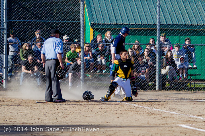 20722 Baseball v Cedar Park 041114