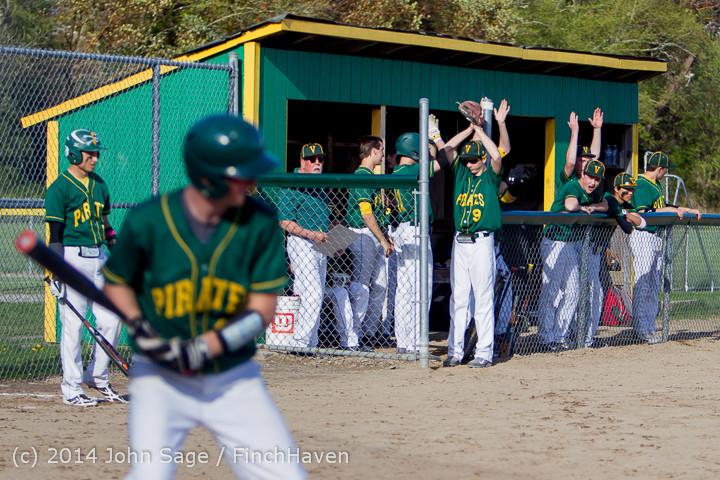 20941 Baseball v Cedar Park 041114