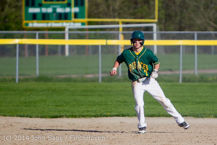 21020 Baseball v Cedar Park 041114