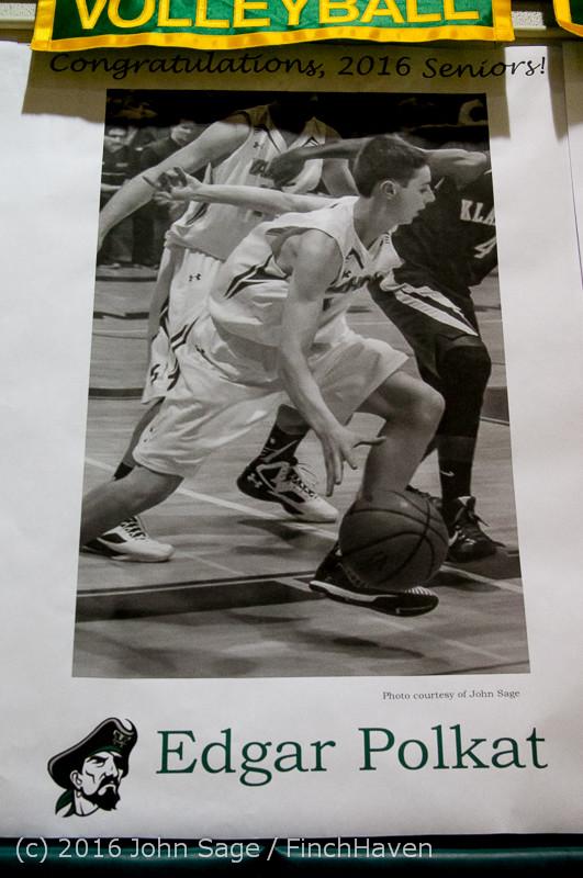 17613 VIHS Boys Basketball Seniors Night 2016 020516