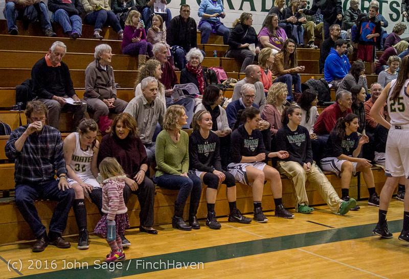 20602 VIHS Girls Basketball Seniors Night 2016 020516