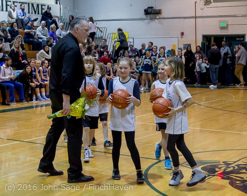 20629 VIHS Girls Basketball Seniors Night 2016 020516