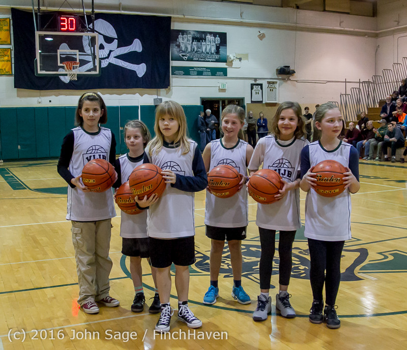 20641 VIHS Girls Basketball Seniors Night 2016 020516