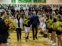 20705 VIHS Girls Basketball Seniors Night 2016 020516