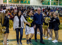 20712 VIHS Girls Basketball Seniors Night 2016 020516