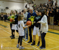 20729 VIHS Girls Basketball Seniors Night 2016 020516