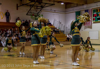 16452 VIHS Winter Cheer at Halftime BBall v Sea-Chr 010915