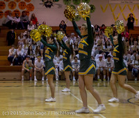 16496 VIHS Winter Cheer at Halftime BBall v Sea-Chr 010915
