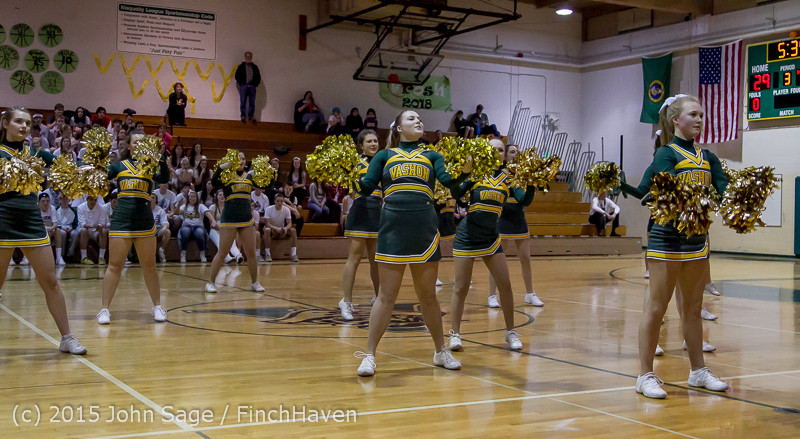 16514 VIHS Winter Cheer at Halftime BBall v Sea-Chr 010915