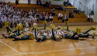 16570 VIHS Winter Cheer at Halftime BBall v Sea-Chr 010915