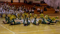 16574 VIHS Winter Cheer at Halftime BBall v Sea-Chr 010915